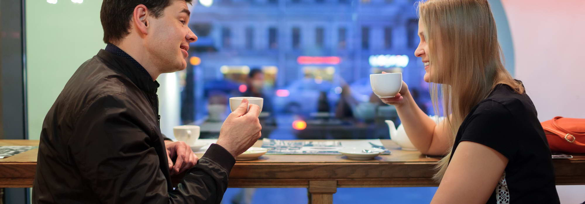 """בית קפה – """"סודות הקפה"""""""
